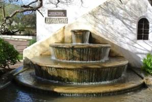 Fountain at Twee Jonge Gezellen