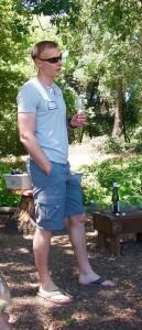 Markus Niggli talks wine