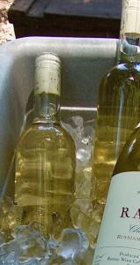 m2 unlabeled MGV dessert wine