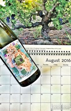 Aug 2016 Lodi Wine