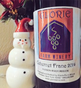 Glorie Farm Winery Cab Franc