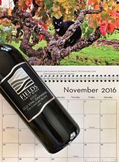 Nov 2016 Lodi Wine