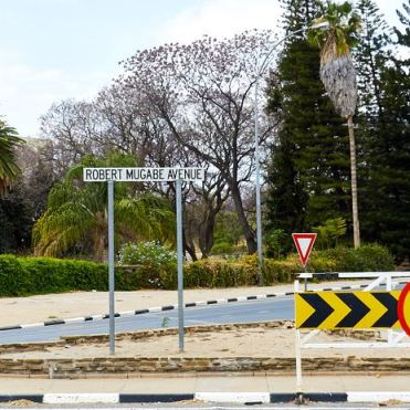 Robert Mugabe Ave