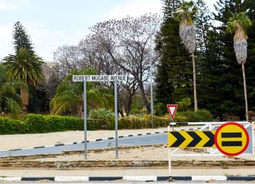 Robert Mugabe Ave