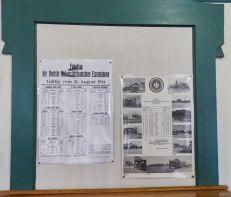 Namib Railway Memorabilia