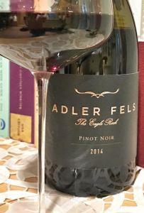 Adler Fels Pinot Noir