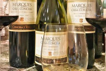 Marques de Casa Concha Wines