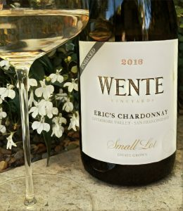 Wente Vineyards Erics Chardonnay