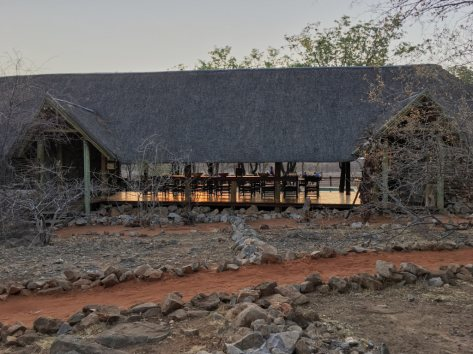 Lodge at Ongava Tented Camp