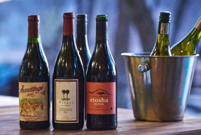 Namibian wine