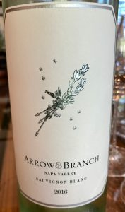 ArrowandBranch Sauvignon Blanc