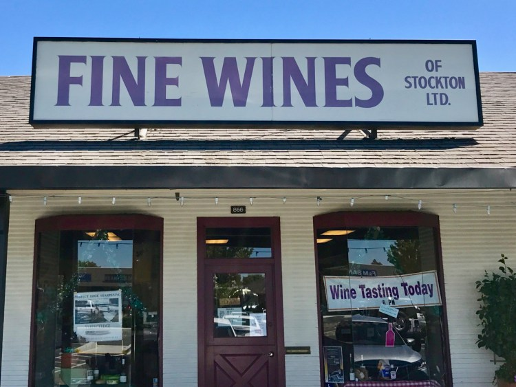 Fine Wines of Stockton