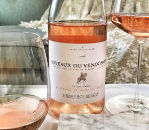 Henri Bourgeois Rose of Pineau d Aunis