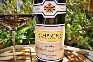Rombauer Cabernet featured