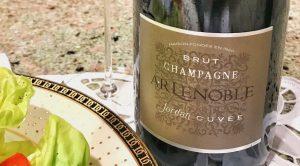Champagne AR Lenoble Jordan Cuvee