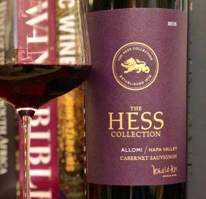 Hess Collection Allomi Cabernet Sauvignon