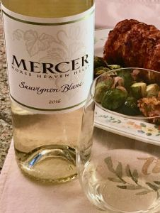 Mercer Estates Sauvignon Blanc