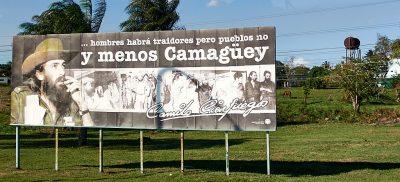 Camaguey sign