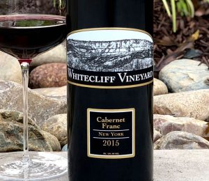 Whitecliff Vineyard Cabernet Franc