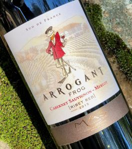 Arrogant Frog Cab Merlot