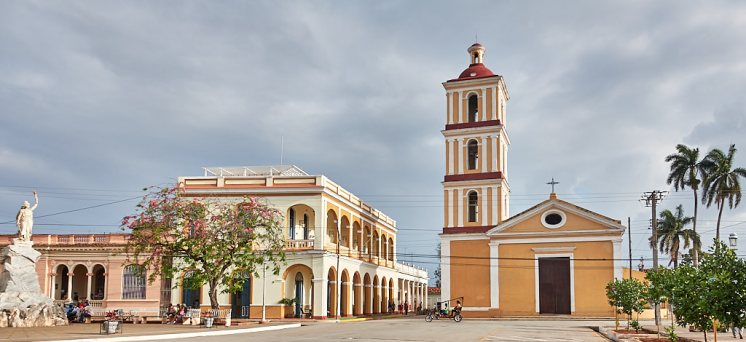 Iglesia Bien Viaje in Remedios