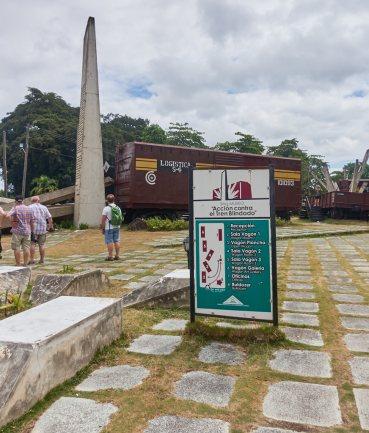 Train derailment museum