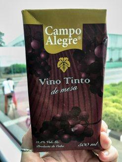 Campo Alegre Vino Tinto