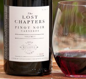 Lost Chapters Carneros Pinot Noir