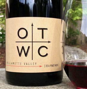 Oregon Trails Wine Co Willamette Valley Pinot Noir