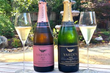 Yarden Sparkling Wines Image