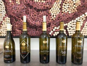 Rombauer Wine Lineup