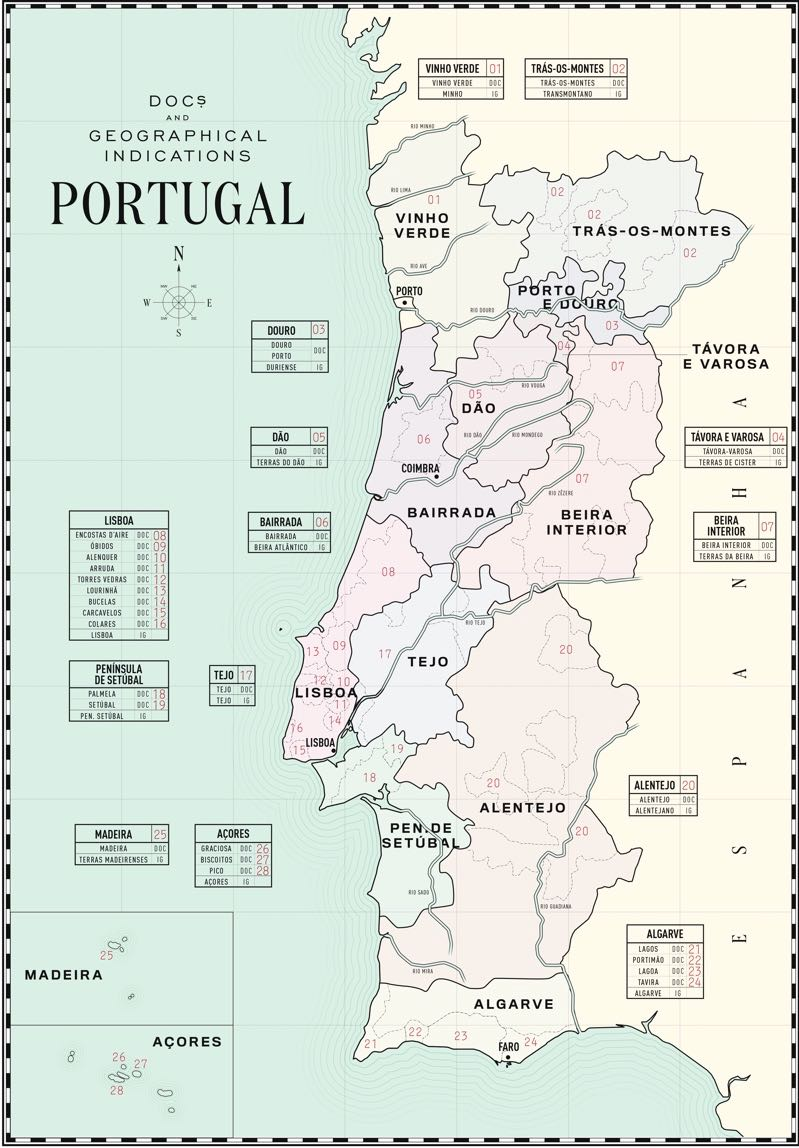A Taste Of Portugal S Alentejo Wine Region Pull That Cork
