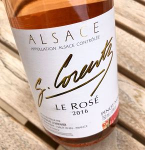 Gustav Lorentz Le Rosé