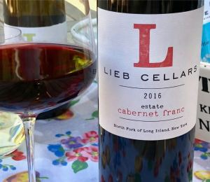 LIeb Cellars Estate Cabernet Franc