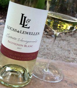 Lucas and Lewellen Sauvignon Blanc