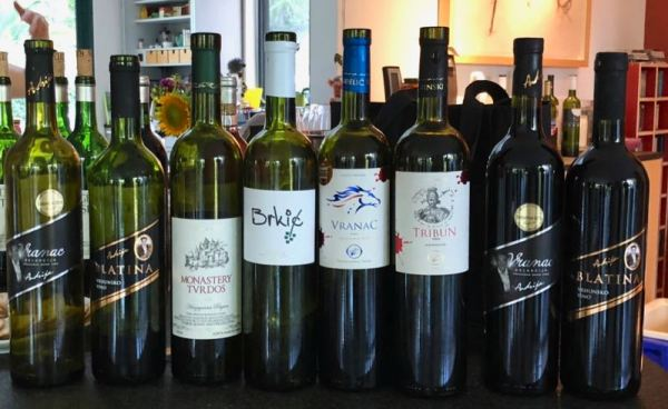Wines from Bosnia Herzegovina