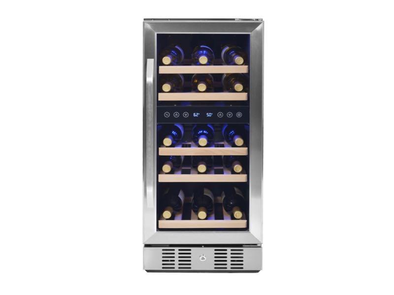 newair awr 290db 29 bottle compressor wine cooler a review pull that cork. Black Bedroom Furniture Sets. Home Design Ideas