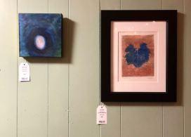 Artwork in Cochise Corner