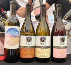 Bodega Pierce wines
