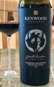 Kenwood Jack London Vyd Cabernet Sauvignon