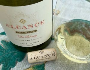 Alcance Gran Reserva Chardonnay