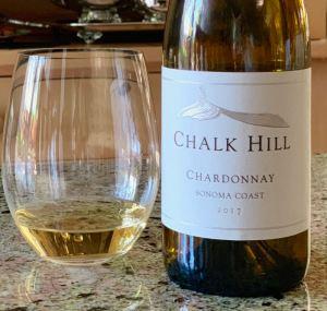Chalk Hill Chardonnay, Sonoma Coast