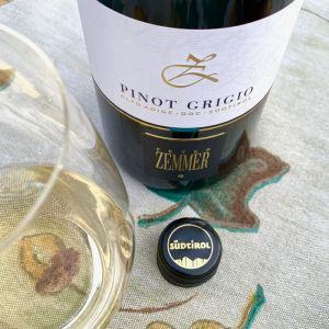 Peter Zemmer Pinot Grigio