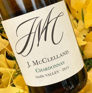 J McClelland Chardonnay