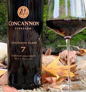 Concannon Vineyard Clone 7 Cabernet Sauvignon, Chalk Hill