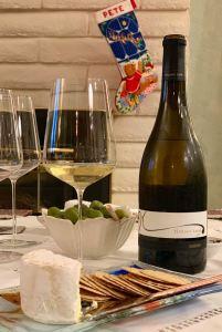 Harney Lane Chardonnay pairing