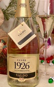 Valdo Cuvée 1926 Extra Dry Prosecco, Superiore Valdobbiadene DOCG