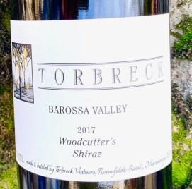 2017 Torbreck Woodcutters Shiraz Barossa Valley