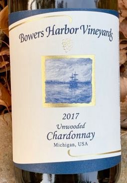 Old Mission Peninsula AVA Wine