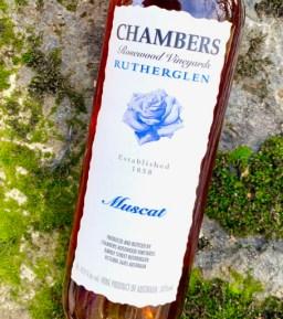 Chambers Rosewood Vineyards NV Muscat Rutherglen